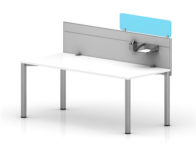 Офисные столы Interplay на раме