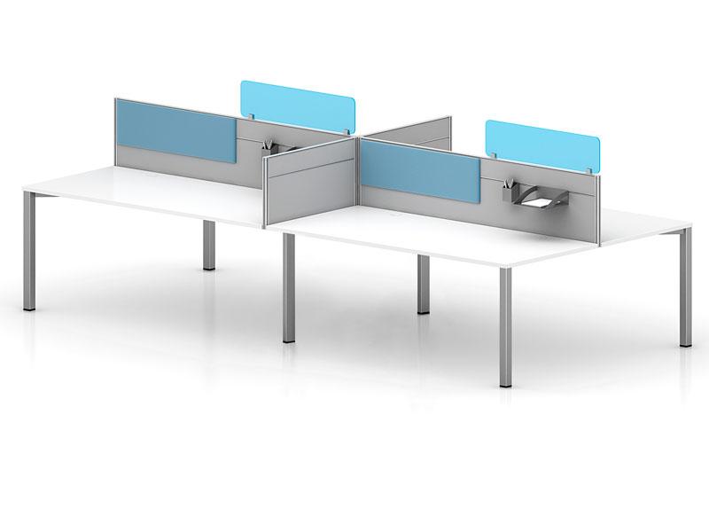 Многоместные бенч системы Interplay на металлической раме