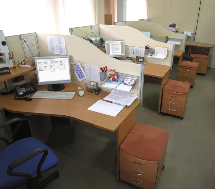 Мебель для персонала Karstula