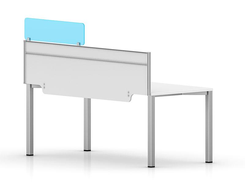 Офисные столы Interplay на металле