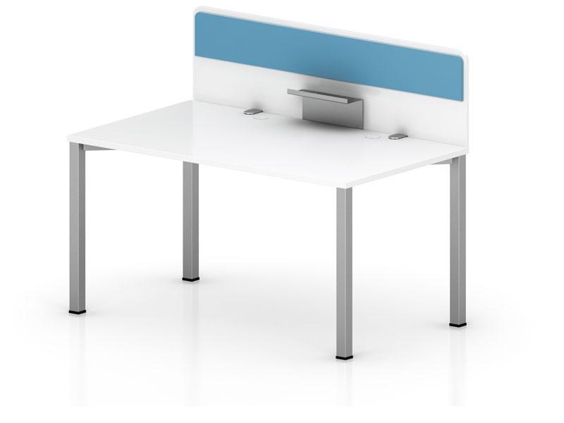 Рабочие столы Interplay на раме